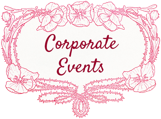 Corporate Events Button