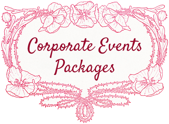 Corporate Events Packages Button