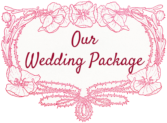 Wedding Package Button
